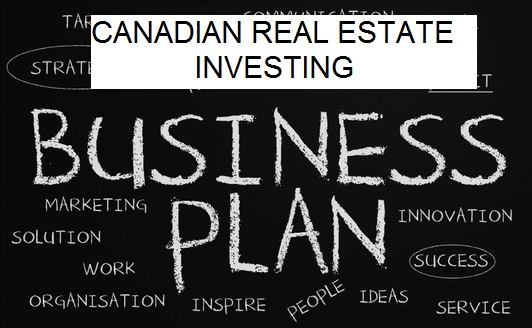 Real estate investment group business plan