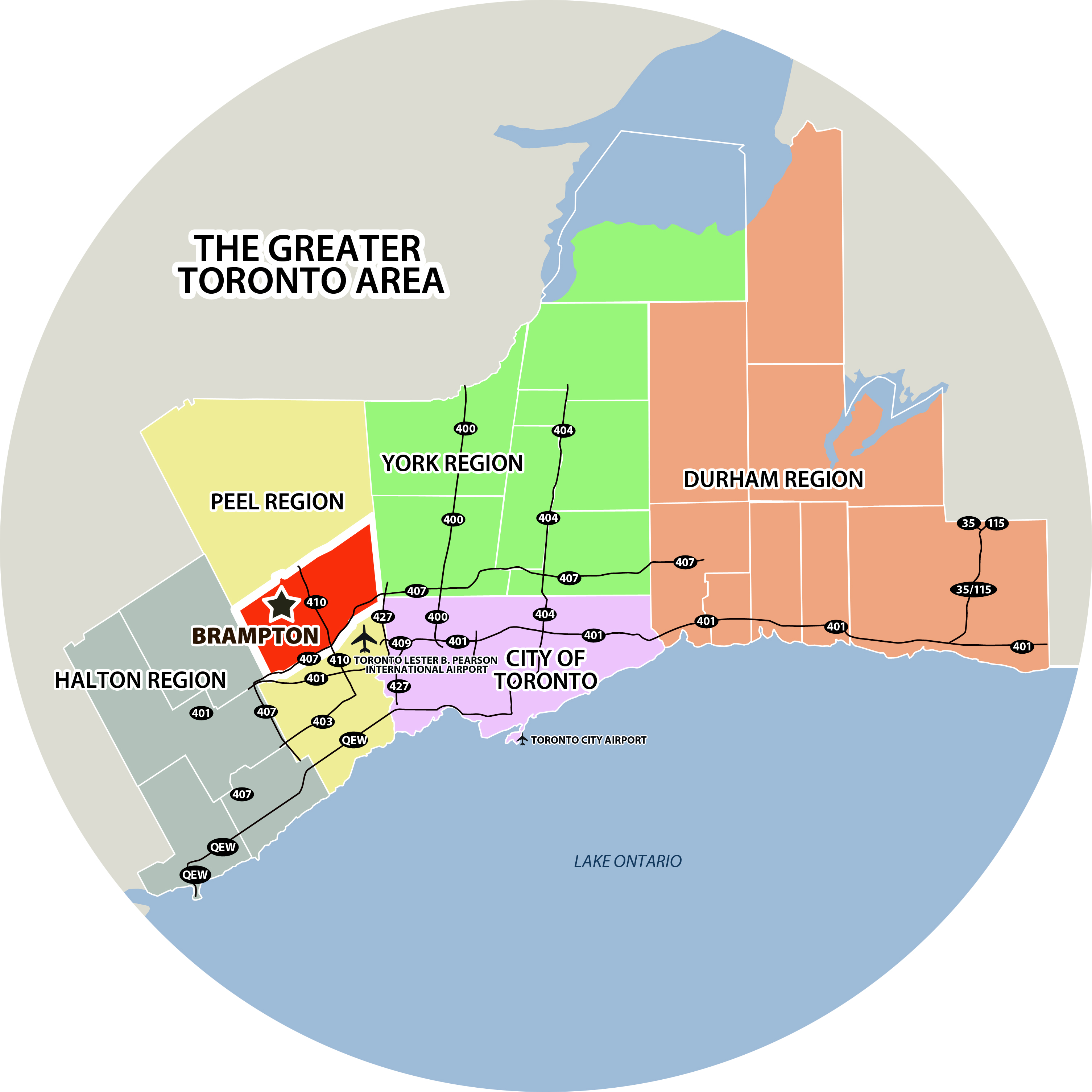 Greater Toronto Home Value